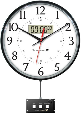 Analogue LCD Countdown Timer