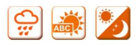 IP67 Weatherproof, Readable in Direct Sun and Automatic Brightness Sensor
