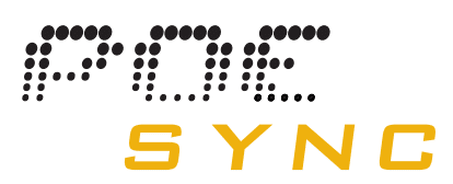 PoE Sync