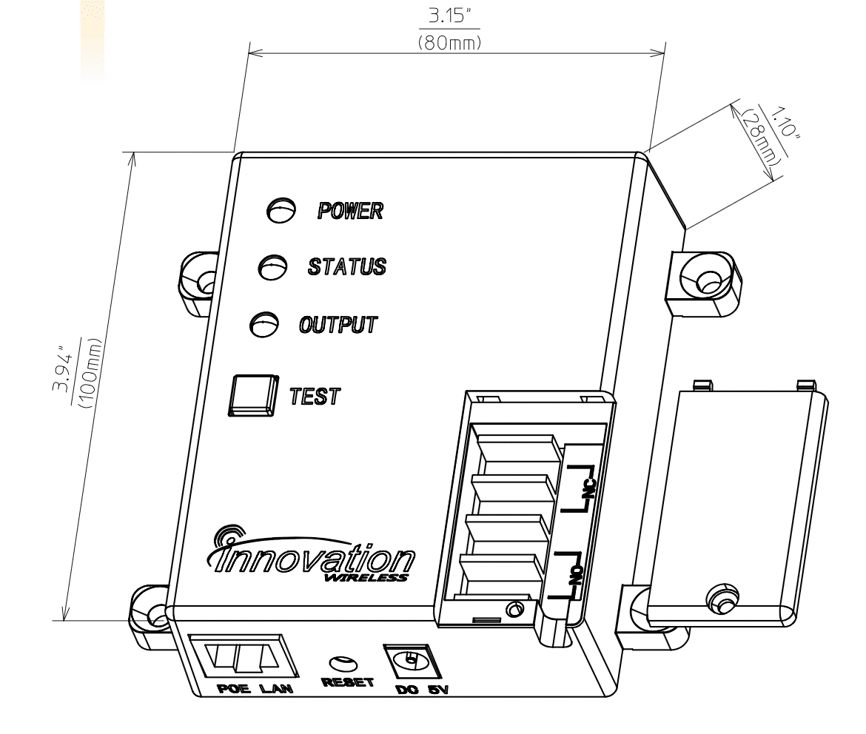 Network Relay Controller
